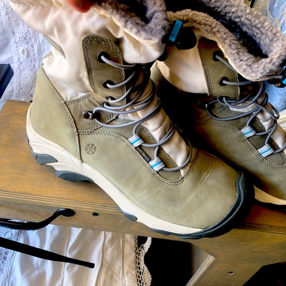 Keen snowshoe boots